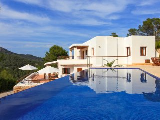 6 bedroom Villa in Es Cubells, Balearic Islands, Spain : ref 5398277