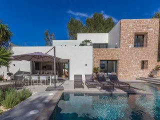 5 bedroom Villa in Santa Eularia des Riu, Balearic Islands, Spain : ref 5394988