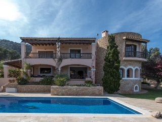 4 bedroom Villa in Cubells, Balearic Islands, Spain : ref 5394982