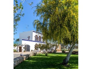 5 bedroom Villa in Santa Eulària des Riu, Balearic Islands, Spain : ref 5394983