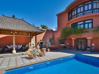 5 bedroom Villa in Mijas, Andalusia, Spain : ref 5392792