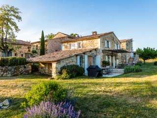 6 bedroom Villa in Viens, Provence-Alpes-Cote d'Azur, France : ref 5392393