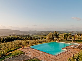 2 bedroom Villa in Sammontana, Tuscany, Italy : ref 5390547