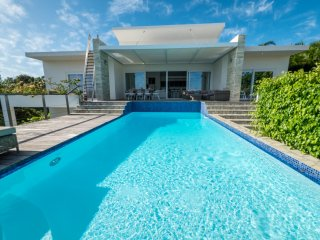 Casa Kaya in Puerta Playa, with two private pools! (from Caribbean Casas)