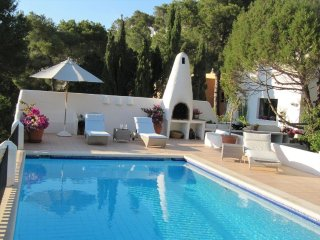 4 bedroom Villa in Cala Gracio, Balearic Islands, Spain : ref 5388261