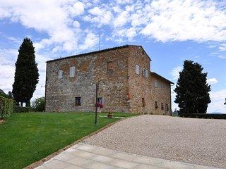 7 bedroom Villa in San Gimignano, Tuscany, Italy : ref 5388166