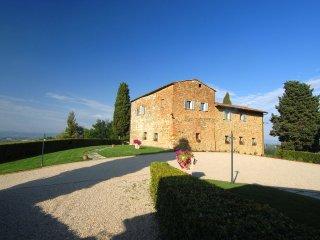 7 bedroom Villa in Libbiano, Tuscany, Italy - 5388166
