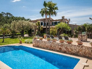 4 bedroom Villa in Costitx, Balearic Islands, Spain : ref 5699208