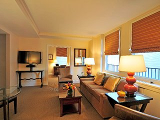 New York Apartment Sleeps 3 with Air Con and WiFi - 5387761