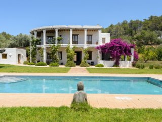 5 bedroom Villa in San Lorenzo de Balafia, Balearic Islands, Spain : ref 5386558