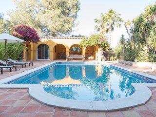 6 bedroom Villa in Sant Joan de Labritja, Balearic Islands, Spain : ref 5386557
