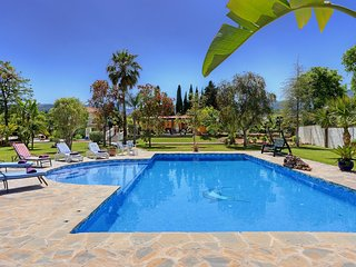3 bedroom Villa in Alhaurin de la Torre, Andalusia, Spain : ref 5386514