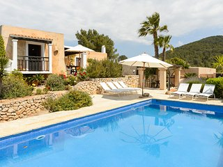 3 bedroom Villa in Es Cubells, Balearic Islands, Spain : ref 5386499
