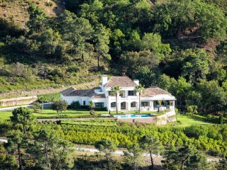 4 bedroom Villa in Benahavis, Andalusia, Spain : ref 5380019