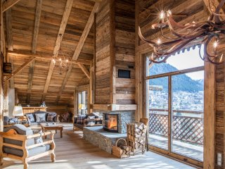 6 bedroom Chalet in La Chapelle-d'Abondance, Auvergne-Rhone-Alpes, France : ref
