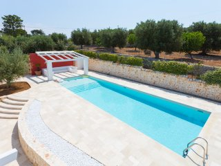 4 bedroom Villa in Antonelli, Apulia, Italy : ref 5364833