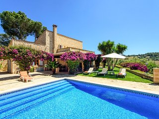 4 bedroom Villa in Son Macia, Balearic Islands, Spain : ref 5364804