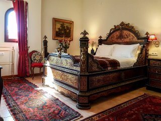 12 bedroom Chateau in La Granada de Rio Tinto, Andalusia, Spain : ref 5364782
