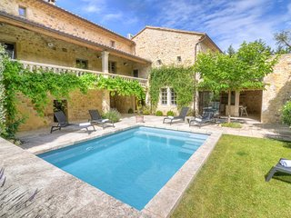 4 bedroom Villa in Bourdic, Occitania, France : ref 5364737