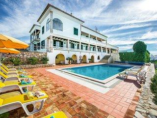 9 bedroom Villa in Vale da Canada, Faro, Portugal : ref 5364730