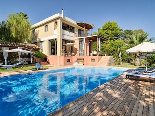 4 bedroom Villa in Viros, Ionian Islands, Greece : ref 5364760