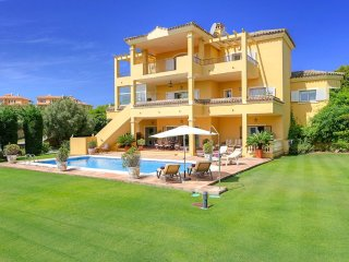 5 bedroom Villa in San Roque Club, Andalusia, Spain : ref 5364739