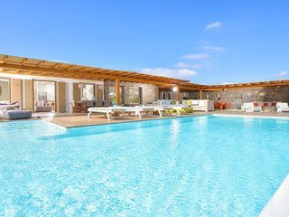 4 bedroom Villa in Platis Gialos, South Aegean, Greece : ref 5364745