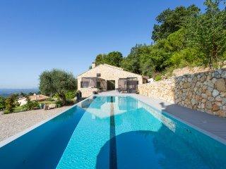 6 bedroom Villa in Vence, Provence-Alpes-Cote d'Azur, France : ref 5364688