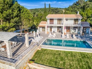 5 bedroom Villa in Karniaris, Ionian Islands, Greece : ref 5364676