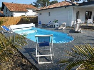 4 bedroom Villa in Vieux-Boucau-les-Bains, Nouvelle-Aquitaine, France : ref