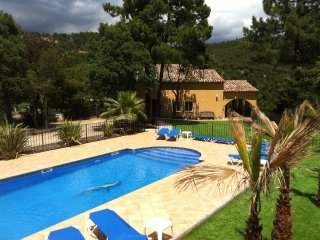 Villa Solimar 19 pers, large private pool and garden, privacy, families, groups