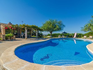 CAN NADAL (FINCA CAN NADAL) - Villa for 10 people in CAMPOS