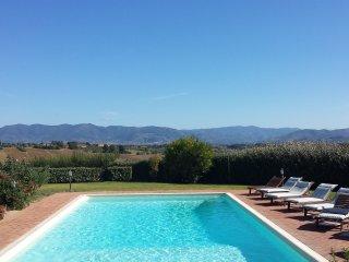 9 bedroom Villa in Fattoria la Marsiliana, Tuscany, Italy : ref 5334870
