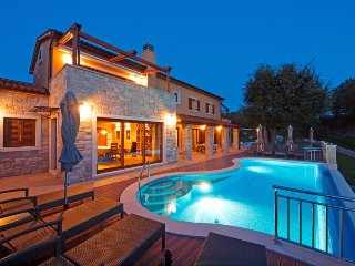 4 bedroom Villa in Krapan, Istria, Croatia : ref 5333413