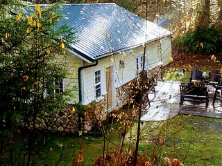Sauk River Cottage, Welcome to Serenity