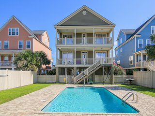 ALL-INCLUSIVE RATES! Sea Biscuit - Ocean Views, Private Pool, Elevator