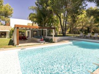 4 bedroom Villa in Ibiza Town, Balearic Islands, Spain : ref 5313059