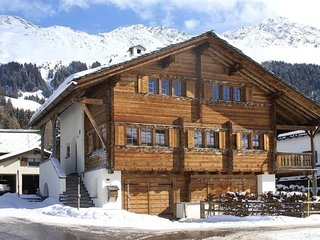 3 bedroom Apartment in Parpan, Canton Grisons, Switzerland : ref 5312989