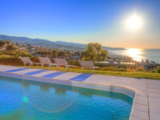 8 bedroom Villa in Sanremo, Liguria, Italy : ref 5312420