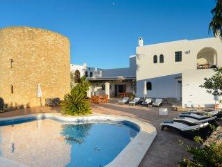 6 bedroom Villa in Cala d'en Bou, Balearic Islands, Spain : ref 5313058