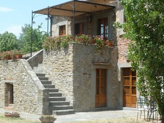 9 bedroom Villa in La Mucchia, Tuscany, Italy : ref 5311154