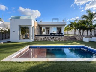 4 bedroom Villa in San Jose, Balearic Islands, Spain : ref 5310883