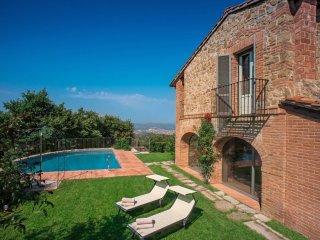 5 bedroom Villa in Arezzo, Tuscany, Italy : ref 5310907