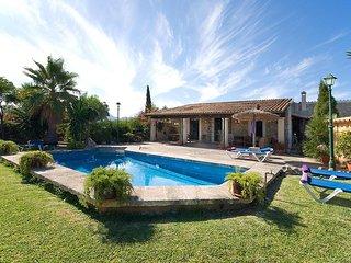 3 bedroom Villa in es Barcares, Balearic Islands, Spain : ref 5310751