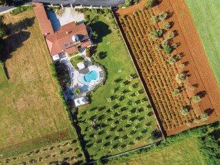 Casa di lusso con vista panoramica per intenditori