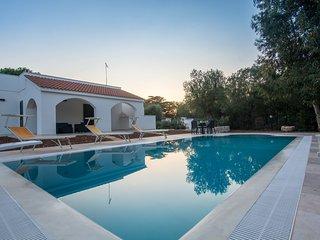 5 bedroom Villa in Rosa Marina, Apulia, Italy : ref 5295658