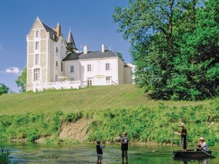 Chateau de Villejovet  - in het hart van Frankrijk