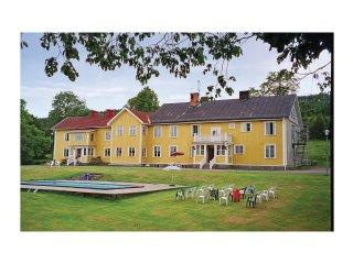 Beautiful home in Gräsmark w/ Sauna and 18 Bedrooms (S45794)