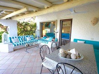 3 bedroom Villa in Costa Coralina, Sardinia, Italy : ref 5252003