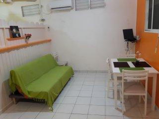 Studio RDC  Pomme Liane  : plage 250m & commerces 200m